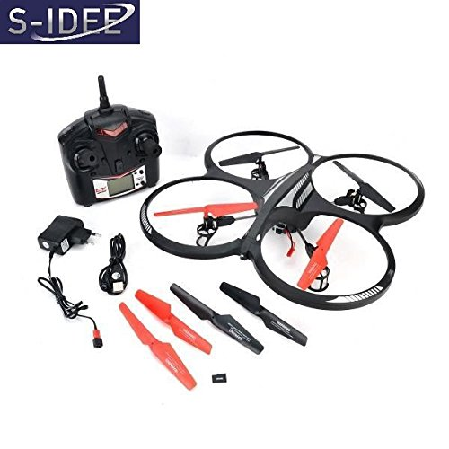 s-idee 01151 quadrocopter im vergleich