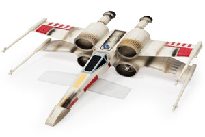 X-Wing Starfighter als RC-Modell