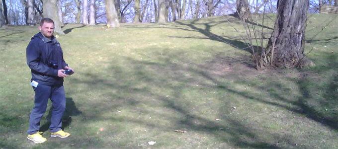 Arshiner Q5C Drohne im Video-Test