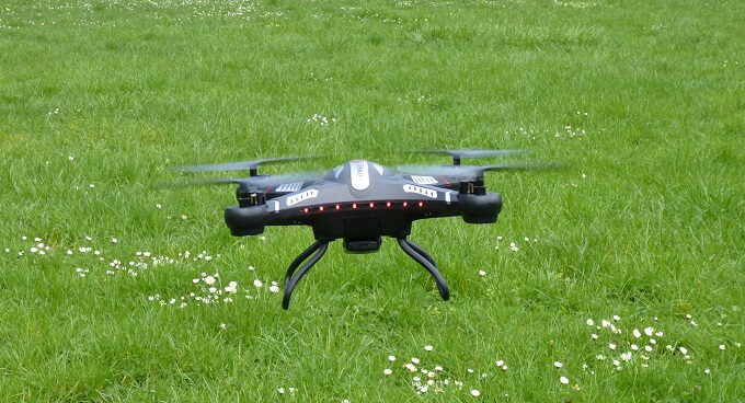 S-Idee Quadrocopter Test zeigt Pro & Contra der S183 Drohne
