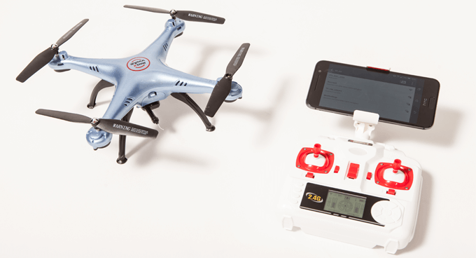 Beste Drohne unter 100 Euro
