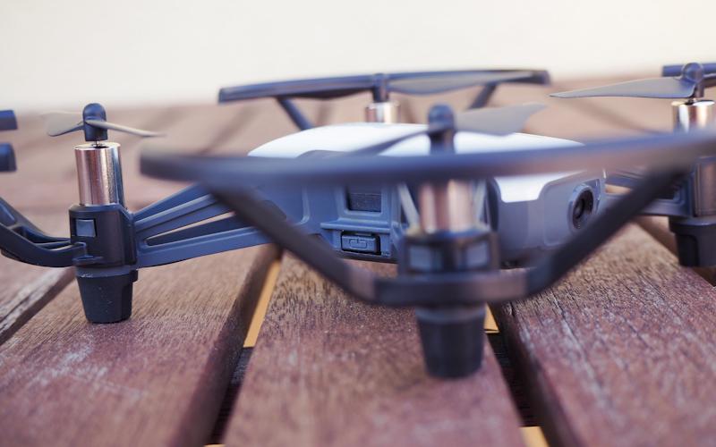 Ryze Tello binden: Drohne mit Smartphone koppeln