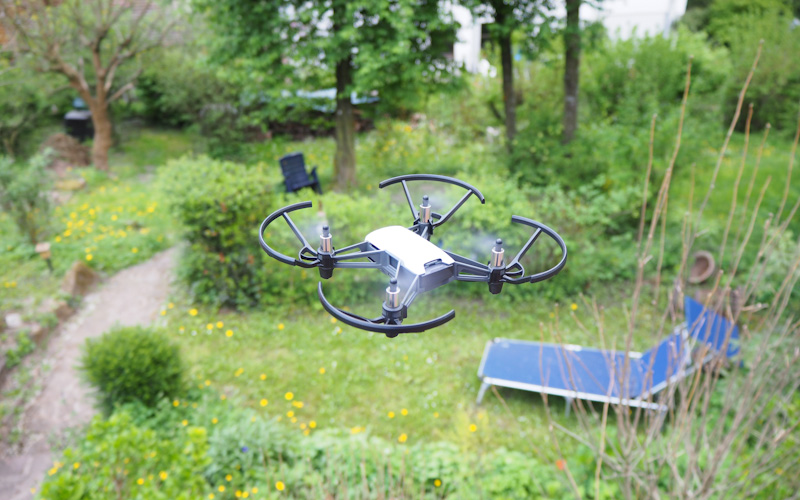 Beste Drohne unter 100 Euro: DJI Ryze Tello