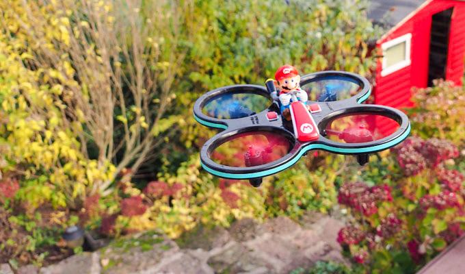 Mario Drohne Testbericht
