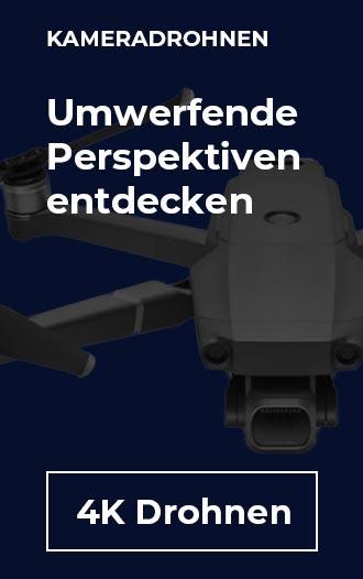 Drohnen mit 4K Kamera im Vergleich & Test